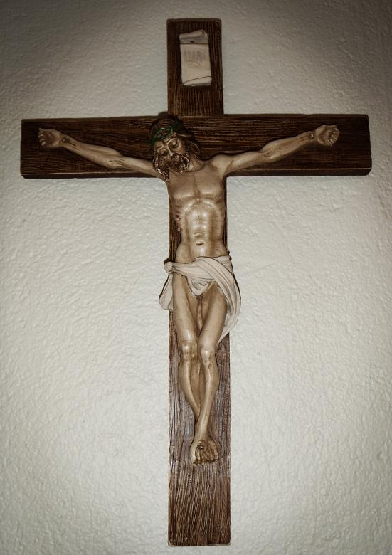Free Stock Photo of Jesus on the cross Created by Bjorgvin Gudmundsson