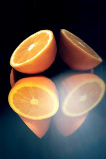 Download The four oranges Free Photo