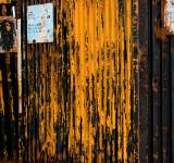 Free Photo - Rusted metal container