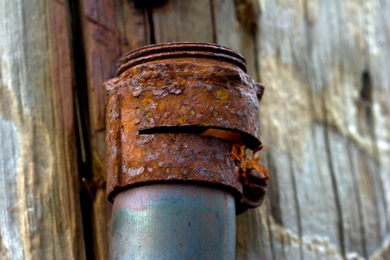 Free Stock Photo of Rusted metal pipe Created by Bjorgvin Gudmundsson