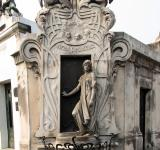 Free Photo - Art Nouveau Statue
