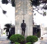 Free Photo - Pablo Riccheri Statue