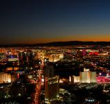 Free Photo - Las Vegas cityscape