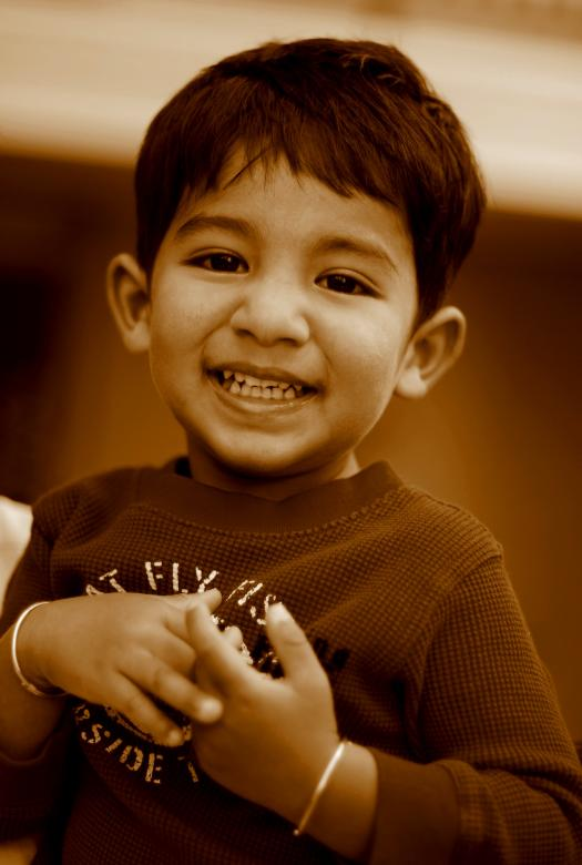 Free Stock Photo of Happy Kid Created by Ajith