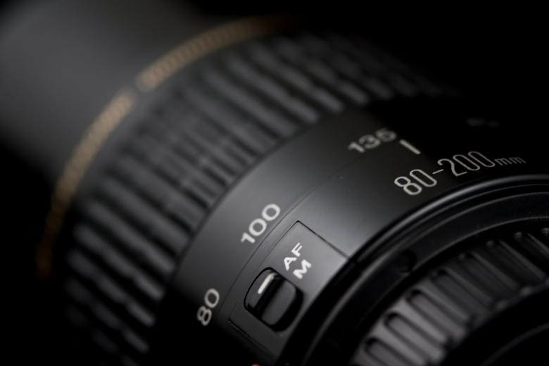 Free Stock Photo of 80-200mm lens closeup Created by Bjorgvin