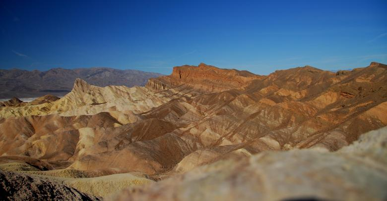 Free Stock Photo of Death Valley Created by Ajith