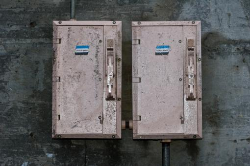 Fuse boxes - Free Stock Photo