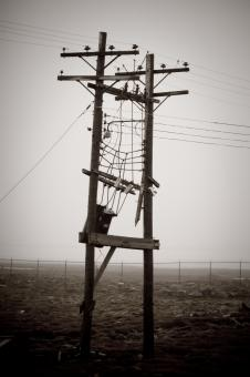 Power mast - Free Stock Photo