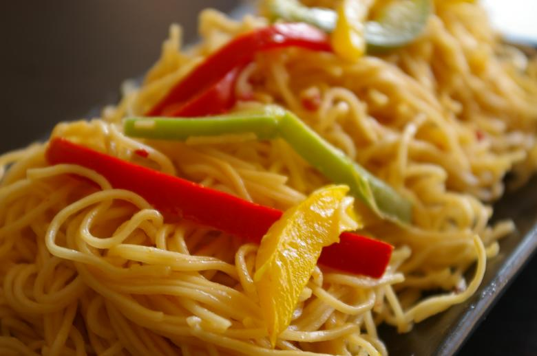 Free Stock Photo of Chinese noodles Created by frhuynh