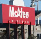 Free Photo - McAfee sign