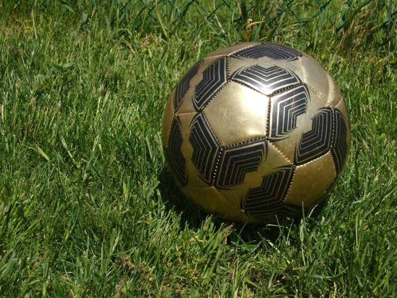 Free Stock Photo of Soccer Ball Created by Anita Levesque