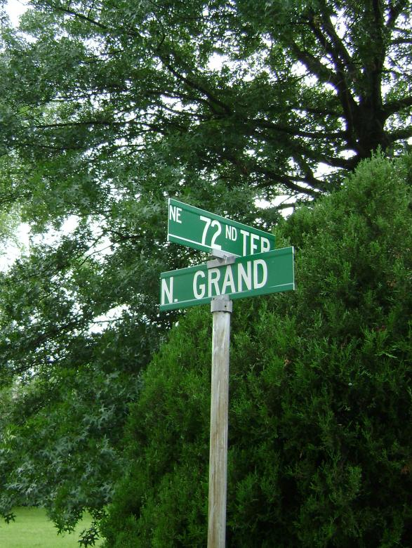 Free Stock Photo of Green street signs Created by Lokigrl616