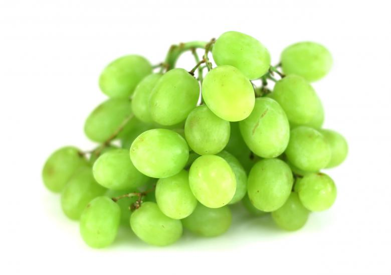 Free Stock Photo of Green Grapes Created by Darren Hester
