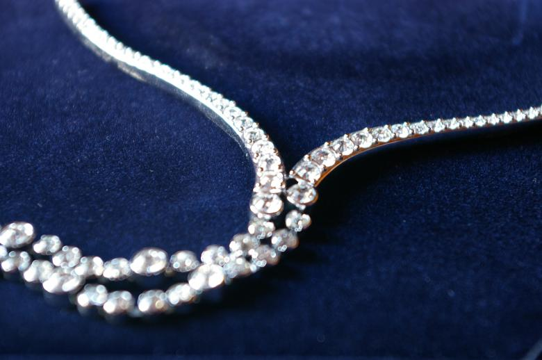 Free Stock Photo of Diamond necklace Created by frhuynh