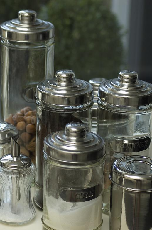 Free Stock Photo of Kitchen Jars Created by Mittphotos