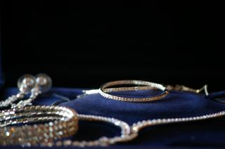 Gold jewelry Free Photo