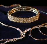 Gold jewelry - Free Stock Photo