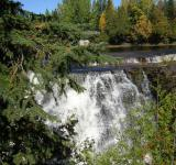 Free Photo - Canadian waterfall