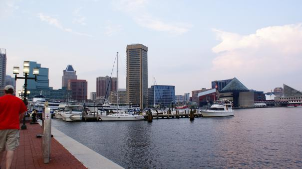 Baltimore MD - Free Stock Photo