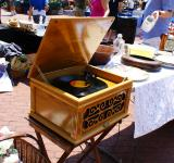Free Photo - Antique record player