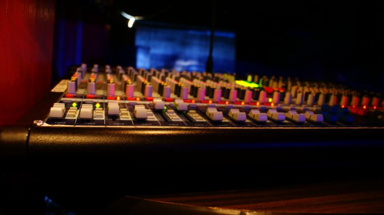 Free Stock Photo of Sound mixer Created by Jackie