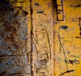 Free Photo - Scratched metallic surface
