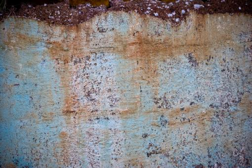 Dirty concrete wall - Free Stock Photo