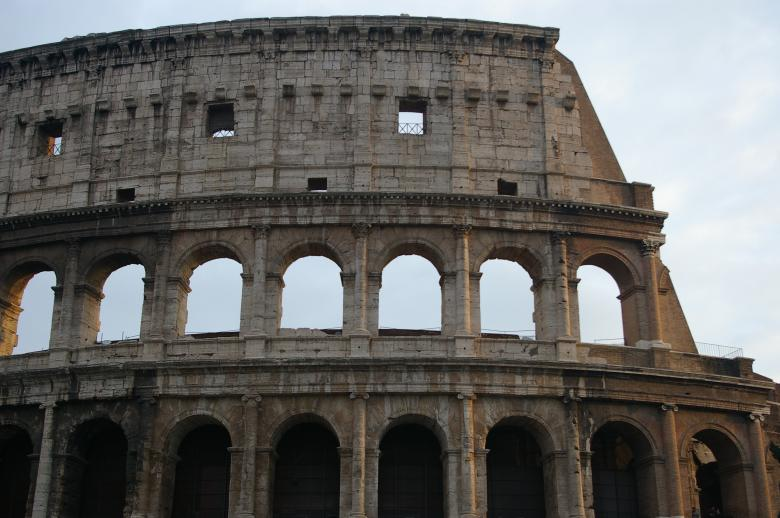 Free Stock Photo of Monument of Rome Italy Created by frhuynh