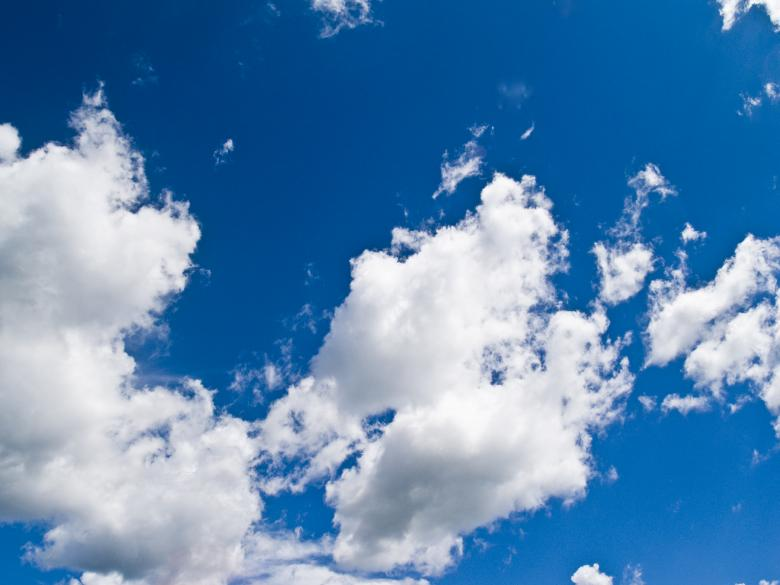 Free Stock Photo of Cloud scene Created by Alen