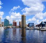 Free Photo - Baltimore Inner Harbor