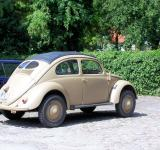 Free Photo - Old Volkswagen Beetle from World War 2