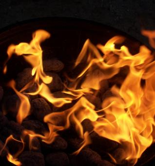 Fire Pit - Free Stock Photo