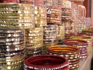 Download Array of Indian Bangles Free Photo