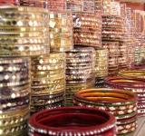 Free Photo - Array of Indian Bangles