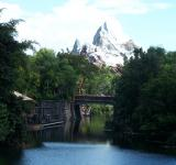 Free Photo - Mountain range at Disneys Animal Kingdom
