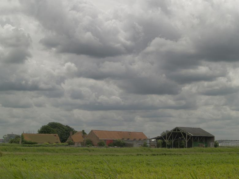 Flemish Farm Free Photo