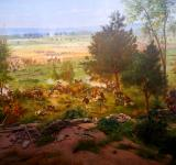 Free Photo - Civil war painting
