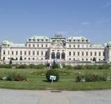 Free Photo - Vienna - Belvedere Palace