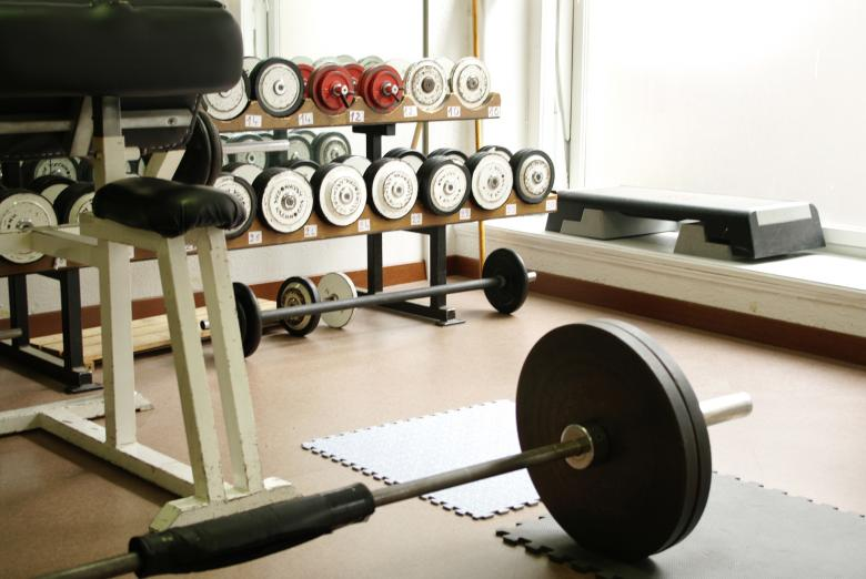 Free Stock Photo of Fitness center Created by frhuynh
