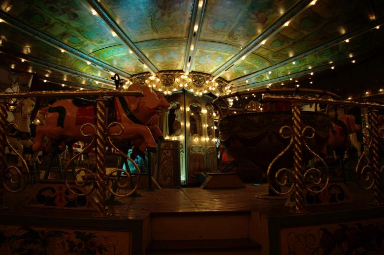 Free Stock Photo of French romantic manege Created by frhuynh