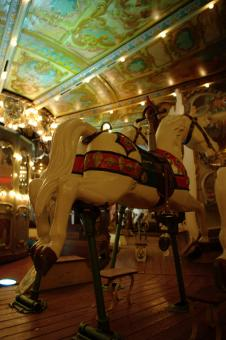 French romantic manege - Free Stock Photo