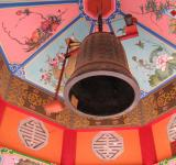 Free Photo - Ceiling bell in Asian temple