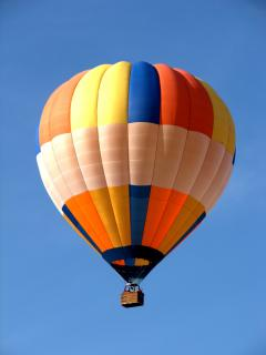 Hot Air Balloon Free Photo