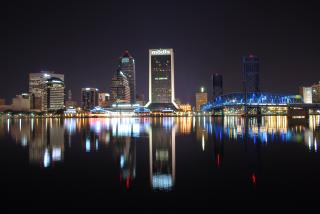 Jacksonville, Florida Skyline Free Photo