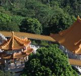 Free Photo - Temple in panorama