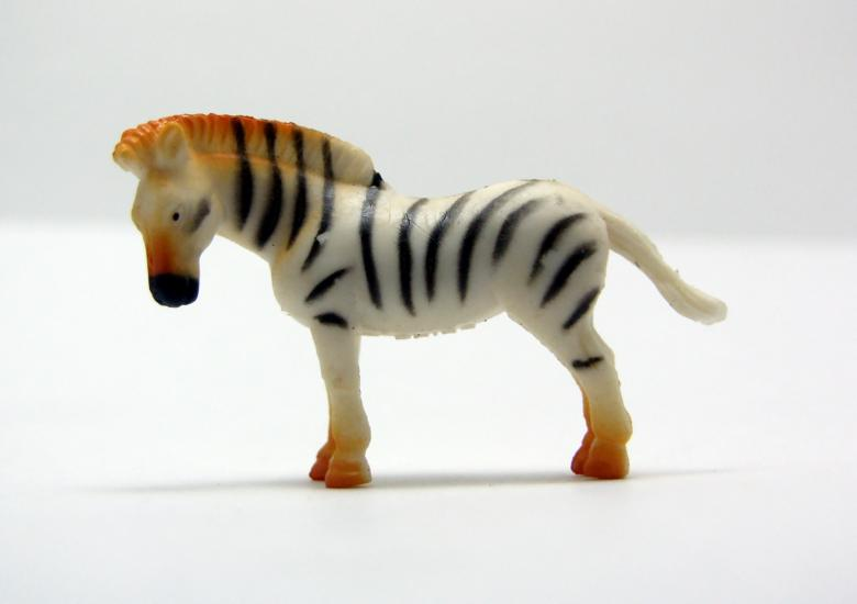 Free Stock Photo of Zebra toy Created by homero chapa