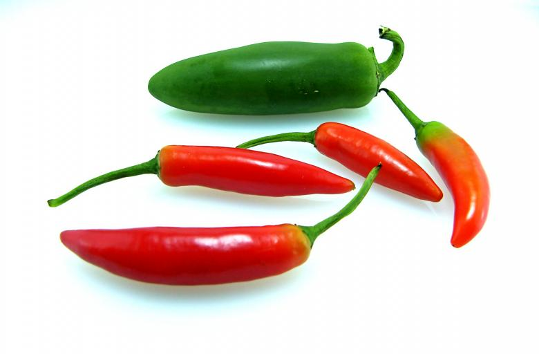 Free Stock Photo of Peppers Created by homero chapa