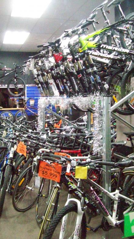 Free Stock Photo of Bikes Retail Created by Peter Alexander Robb