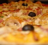 Free Photo - Closeup pizza
