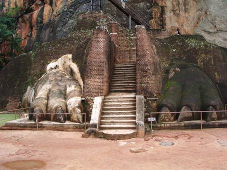 Sigiriya - Free Stock Photo